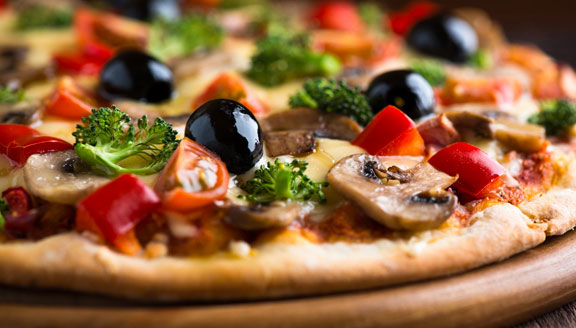 Pizzas menu Pizzeria Restaurante Erik Lanzarote